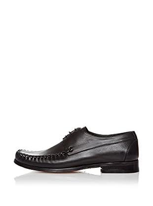RRM Zapatos Derby Clásicos (Negro)