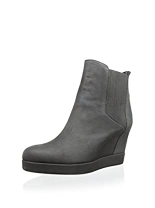Surface to Air Women's Okie V2 Wedge Bootie (Anthracite)