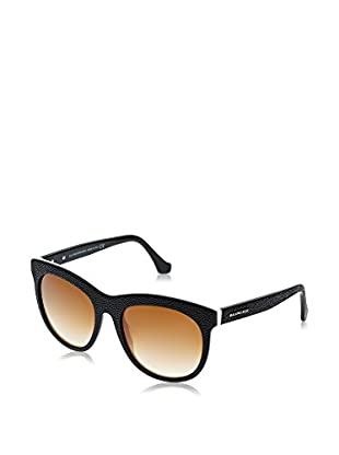 Balenciaga Sonnenbrille BA0024 54 18 140 04F (54 mm) schwarz