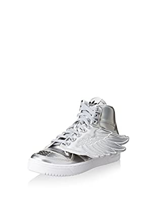 adidas Hightop Sneaker Js Wings Metal