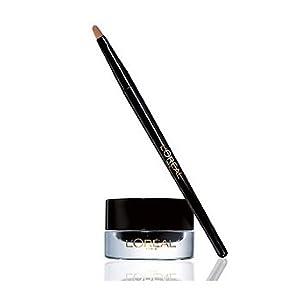 L'Oreal Paris Waterproof Gel Eyeliner-Black