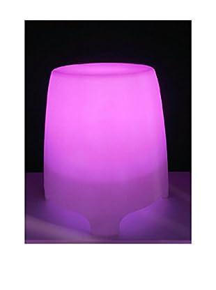 Artkalia Stoolia Wireless LED Seat, White Opaque