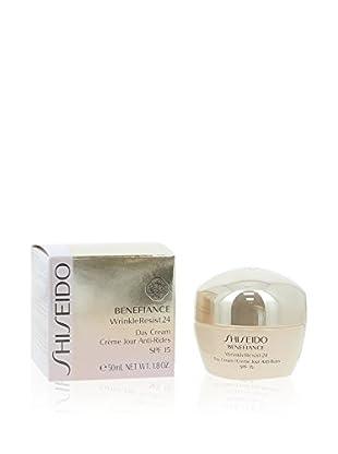 SHISEIDO Crema Facial de Día Benefiance WrinckleResist 24 50 ml Único
