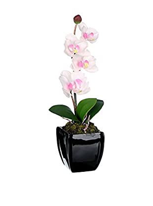 CALIFORNIA SURF Flor Artificial Orquídea Blanco