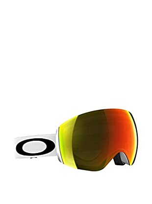 Oakley Máscara de Esquí FLIGHT DECK Blanco