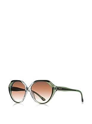 GANT Sonnenbrille GA8009W 56M75 (56 mm) grün