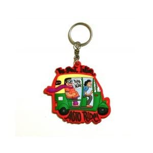 Chumbak Great Indian Auto Keychain