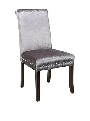 Jennifer Taylor Home Newport Dining Chair, Ash Grey