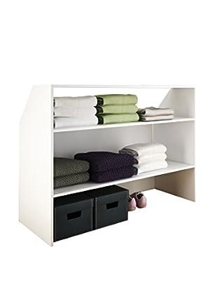 13 Casa Mueble De Entrada Function D6 Blanco 90,7 x 120 x 50 cm
