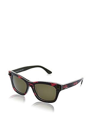 Valentino Sonnenbrille 670SC_519 (53 mm) schwarz/rot