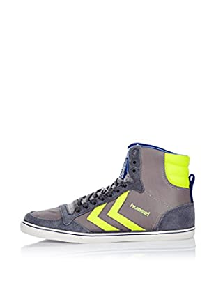 Hummel Sneaker Slimmer Stadil Poly Hg (grau)