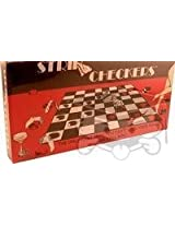 Strip Checkers - The Only Game That You Can Loose Your Pants and Still Win! by Matscot