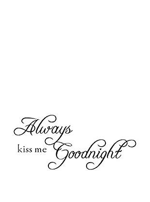 LO+DEMODA Wandtattoo Goodnight