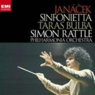ラトル!イタリア語「Sinfonietta」の意味は、「小交響曲」というものらしい。