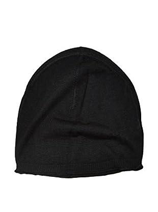 Capital B Wollmütze Capital B Beanie Deep Black One Size