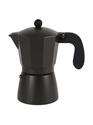 San Ignacio Cafetera 6T Soft Touch Dark Choco Negro