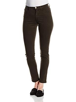 Trussardi Jeans Pantalón 105 Stretch Old Dyed