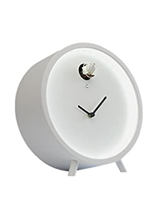 Diamantini & Domeniconi Reloj De Mesa Plex Blanco