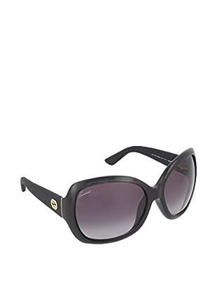 Gucci Sonnenbrille 3715/S HDINA61 schwarz