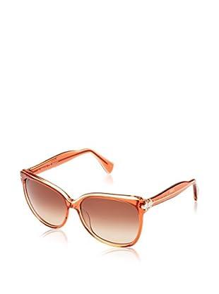 Pucci Gafas de Sol EP725S (59 mm) Naranja