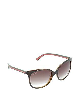 Gucci Sonnenbrille Gg 3649/S Js17L havanna