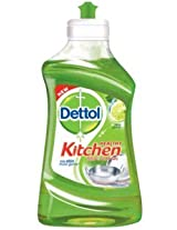 Dettol Kitchen Dish and Slab Gel - 750 ml (Lime Splash) (Combo of 2)