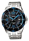 Casio Analog Black Dial Women's Watch - A499