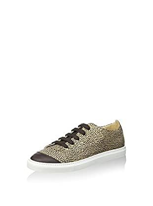 Borbonese Zapatillas 6Dg903 Beige size is not in selection ES