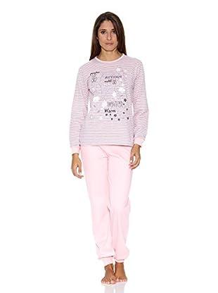 Asman Pijama Señora (Rosa)