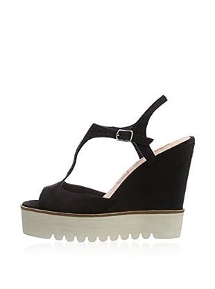 Buffalo Keil Sandalette