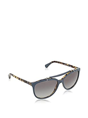 Emporio Armani Sonnenbrille 4039 526811 (56 mm) blau/havanna
