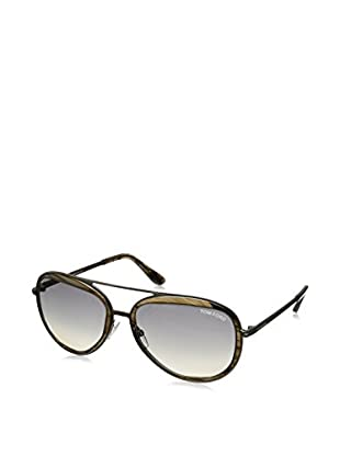 Tom Ford Sonnenbrille FT0468 (58 mm) braun