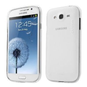 Soft Jacket Xpose Samsung Galaxy Grand Duos i9082 Tinted White