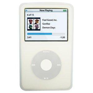 Amzer® Transparent Skin for iPod Video 80GB / 60GB