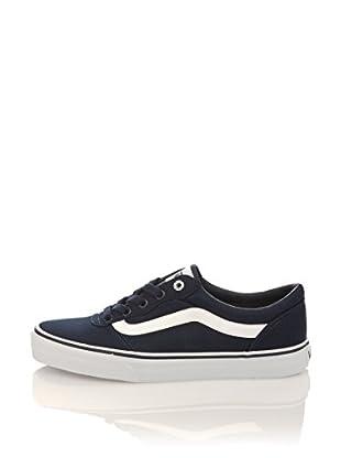 Vans Zapatillas M Milton (Azul / Blanco)