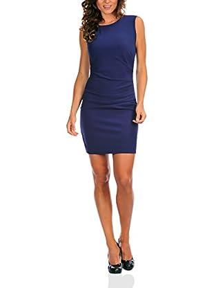 Bleu Marine Vestido Melanie
