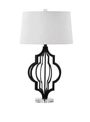 Safavieh Flint Table Lamp, Black