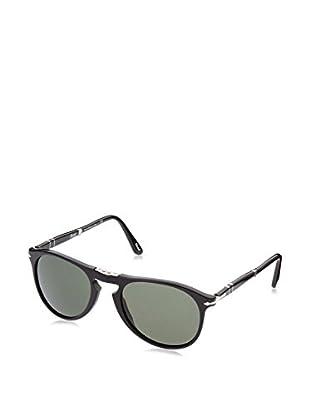 ZZ-Persol Gafas de Sol 0PO9714S 52 95/31 (52 mm) Negro