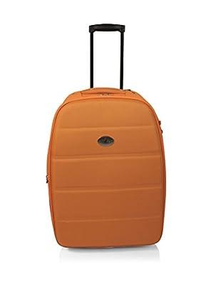 JOHN TRAVEL Trolley, halbstarr Tokio orange 68 cm