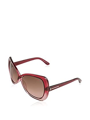 Tom Ford Gafas de Sol Ft277 68F (60 mm) Rojo / Marrón