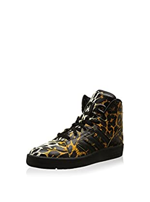 adidas Zapatillas abotinadas Js Instinct Hi Leopard