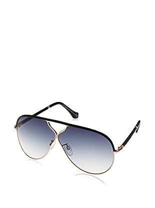 Balenciaga Occhiali da sole 0012_33B (67 mm) Canna di Fucile/Dorato