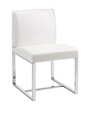 Sunpan Addison Dining Chair, White