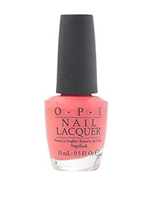 OPI Esmalte I Eat Mainly Lobster Nlt30 15.0 ml