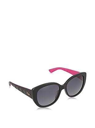 Christian Dior Gafas de Sol LADY1R HD_HZ9 (55 mm) Negro / Fucsia