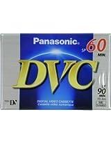 Panasonic AY-DVM60EJ 60 Minutes Mini DV Video Tape Cassette 2 Pack