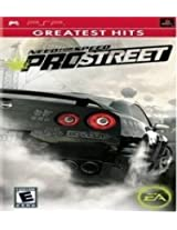 Need for Speed: Prostreet (Sony PSP)