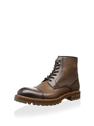 Antonio Maurizi Men's Cap Toe Lug Sole Boot
