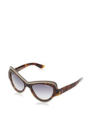Yves Saint Laurent Sonnenbrille 6366/ S (53 mm) beige/grau