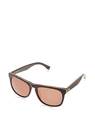 Lacoste Sonnenbrille L818S5517145 (55 mm) braun
